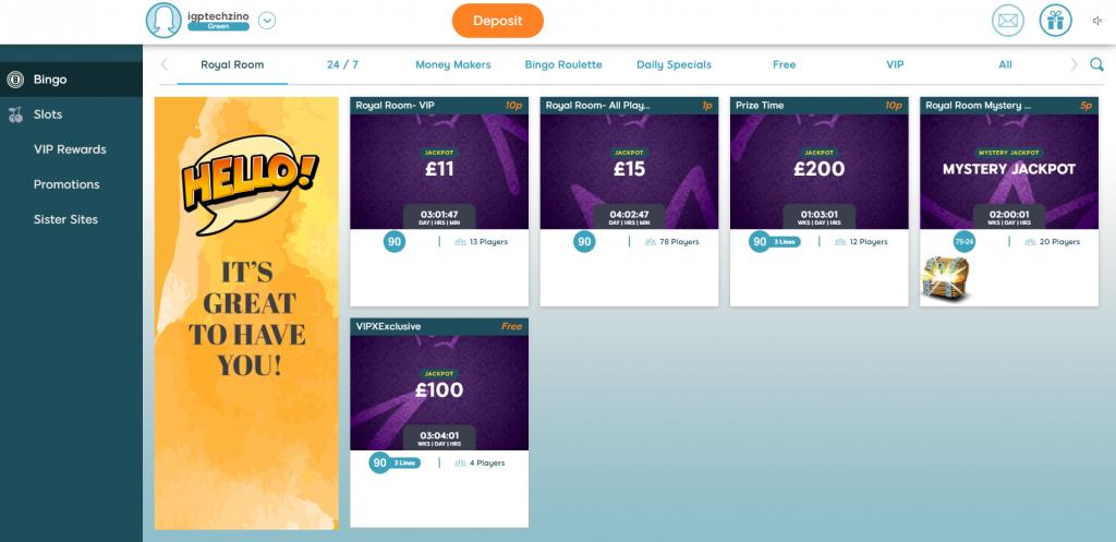 UK Bingo Lobby- Online Bingo Guide