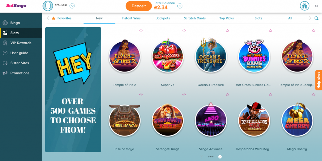 Online Slots - 500+ Slot Games